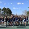 The Vanguard School's before and after school activities include sports teams such as the girls tennis team